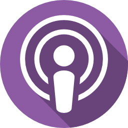 logo podcast apple