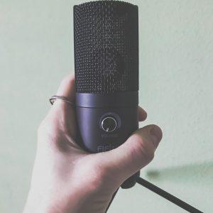 immagine microfono
